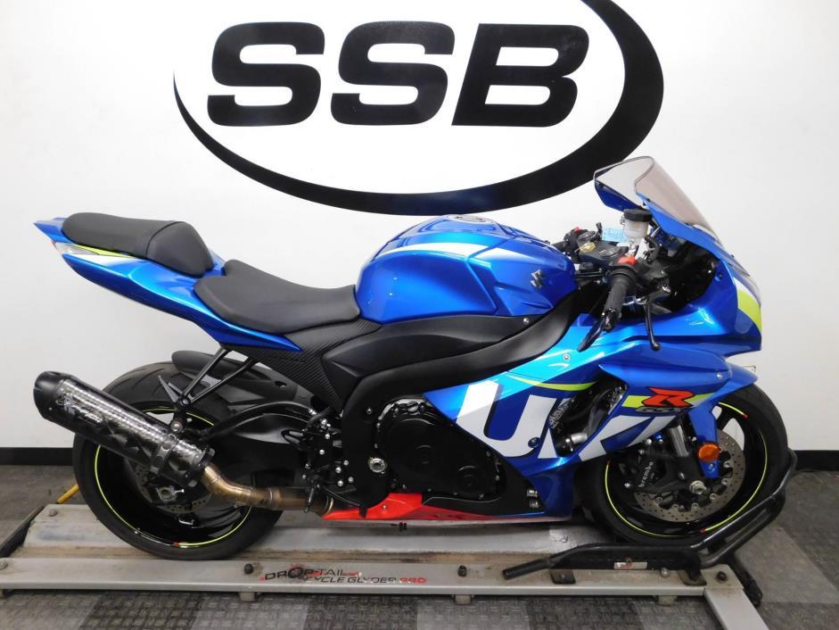 2016 Suzuki GSX-R1000