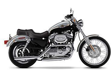 2003 Harley-Davidson XL 1200C Sportster 1200 Custom
