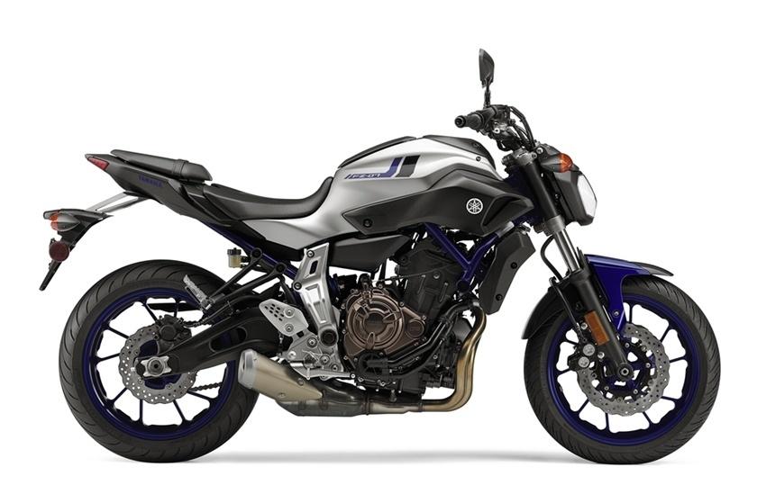 2016 Yamaha FZ-07