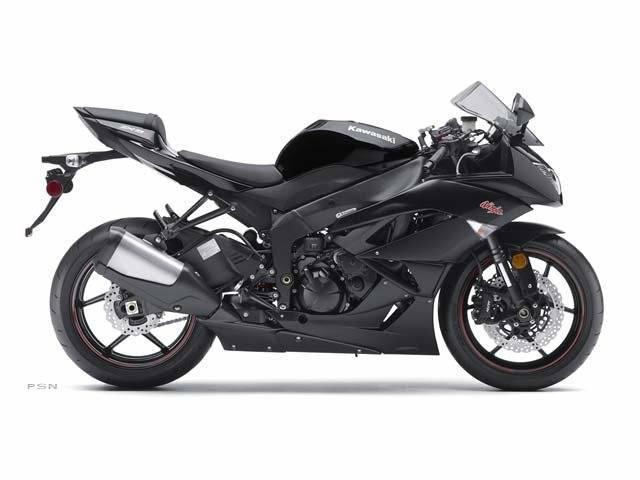 2011 Kawasaki Ninja ZX™-6R