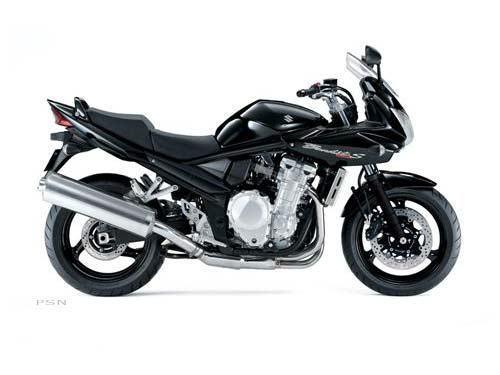 2007 Suzuki Bandit 1250