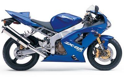 2004 Kawasaki Ninja ZX-6R 636