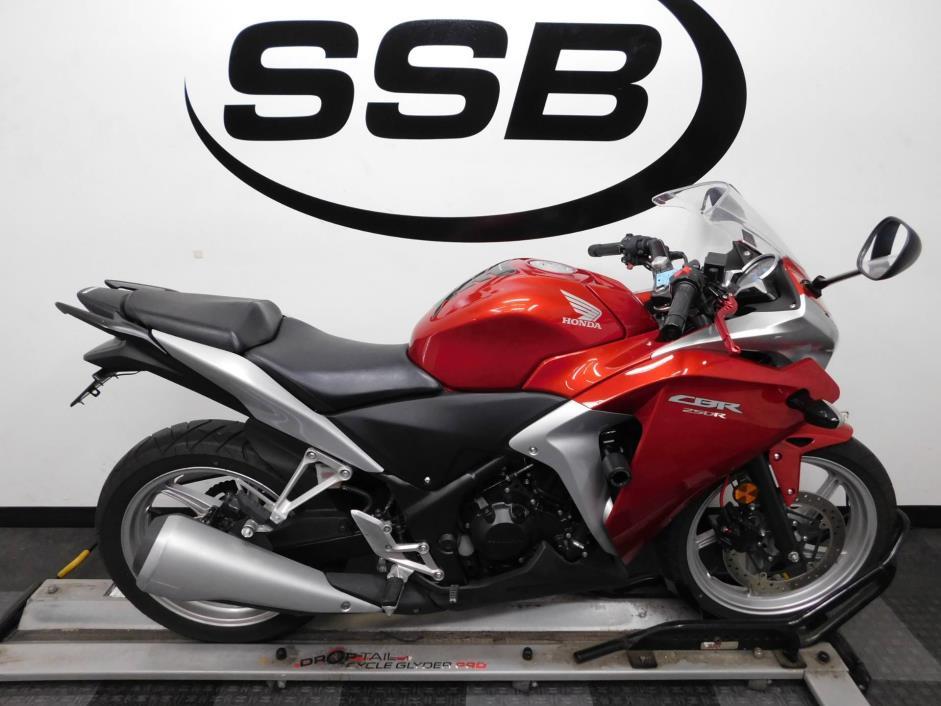 2011 Honda CBR250R