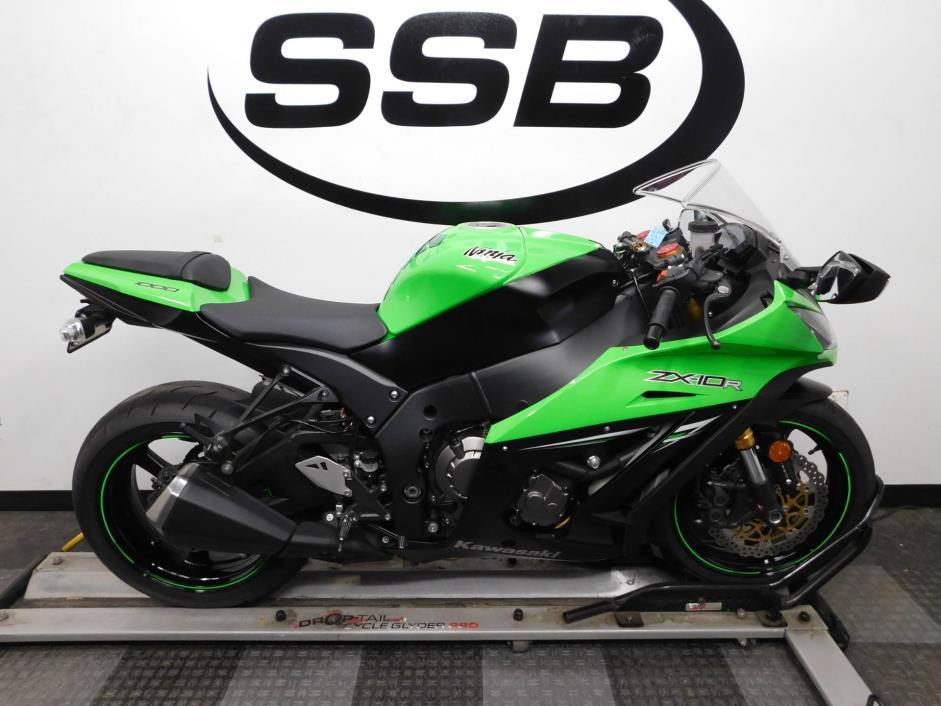 2014 Kawasaki Ninja ZX™-10R ABS