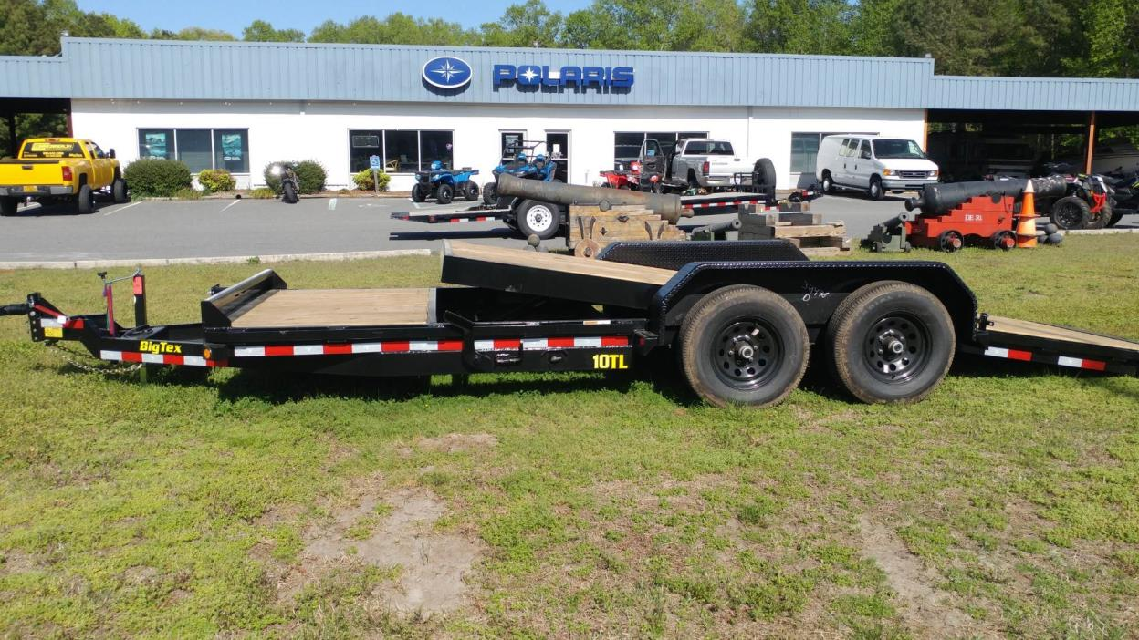 2018 Big Tex Trailers 10TL-20
