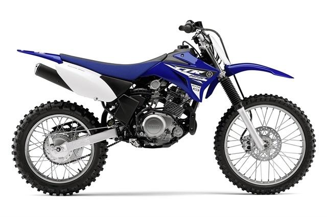 2015 Yamaha TT-R125LE