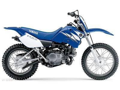 2006 Yamaha TT-R50E