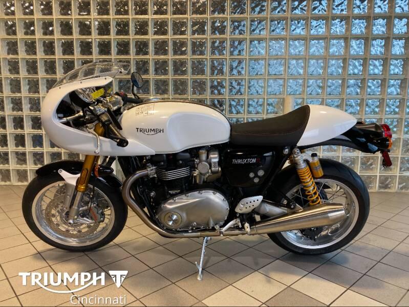 2019 Triumph Thruxton R