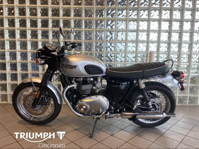 2018 Triumph Bonneville T120
