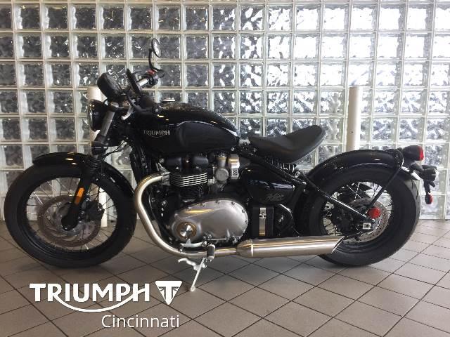 2018 Triumph Bonneville Bobber