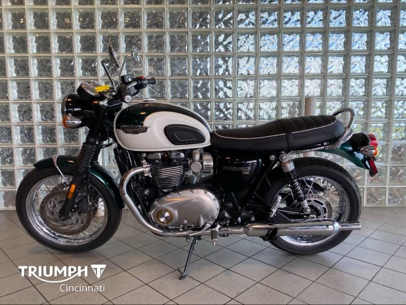 2018 Triumph Bonneville T120 T120