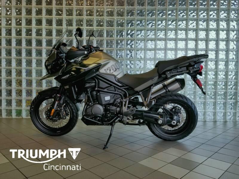 2020 Triumph Tiger 1200 XC Desert Edition