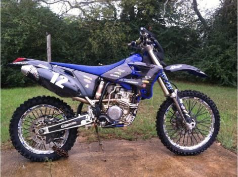 Dirt bikes for sale in montgomery alabama for Yamaha montgomery al