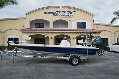 2008 Sterling 200 XS Flats Boat in MINT Condition with a Yamaha F150 & Trailer