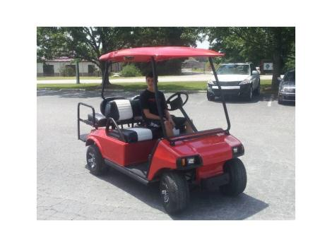 2004 Club Car Gas