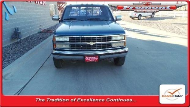 1990 Chevrolet 3500 Pickups duelly