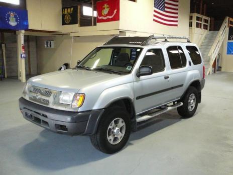 2000 Nissan Xterra SE 4X4