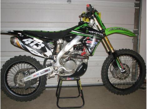 2009 Kawasaki Kx 250F