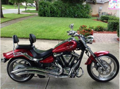 Harley Motorcycles For Sale Encinitas Ca >> Yamaha Raider S 2008 Motorcycles for sale