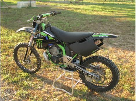 1994 Kawasaki Kx250 Motorcycles For Sale