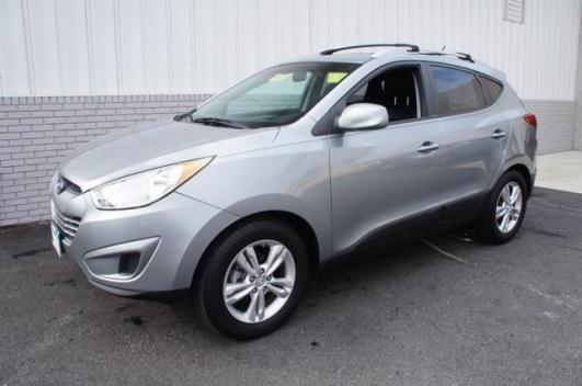 2010 Hyundai Tucson Sport Utility Gls Cars for sale