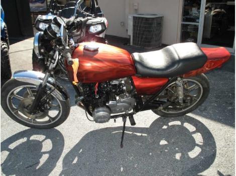 1977 Kawasaki KZ650