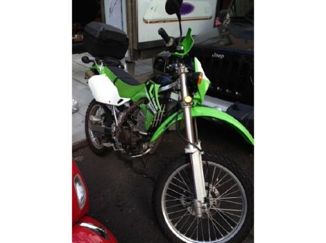 2006 Kawasaki Klx 250S