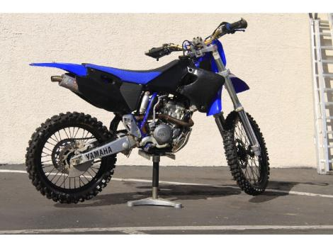 2002 yamaha yz250f owners manual