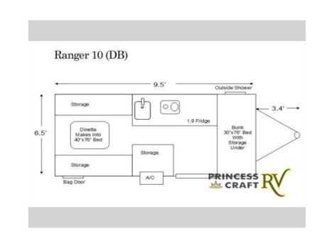 2015 Aliner Ranger 10 DB