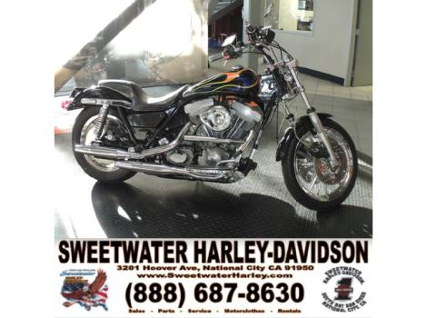 1995 Harley-Davidson FXRP - Police Low Rider
