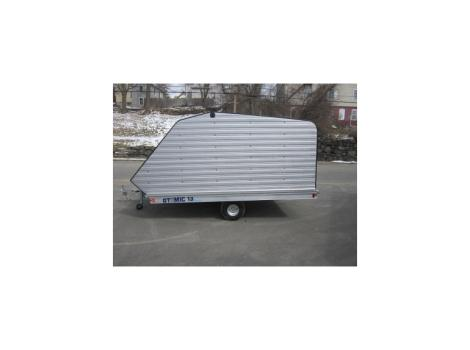 2015 Karavan ATOMIC 13-101-10- SILVER