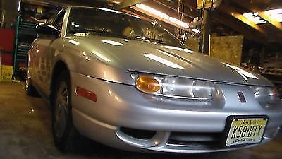 2002 Saturn SL2 Base Sedan 4