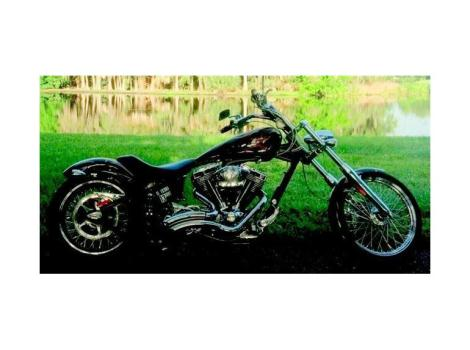 2008 Big Dog Motorcycles Mutt