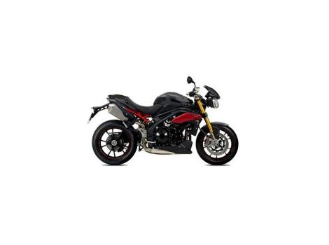 2015 Triumph Speed Triple R ABS R ABS - PHANTOM BLACK