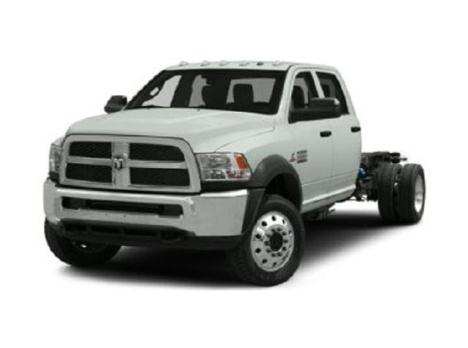 2014 Ram 3500 HD Chassis