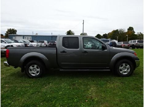 2007 Nissan Frontier SE 4X4 4WD