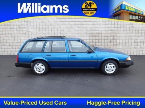 1992 Chevrolet Cavalier 4D Station Wagon Base