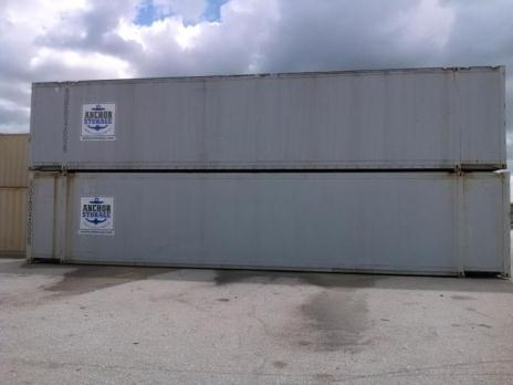 48 foot overseas shipping containers