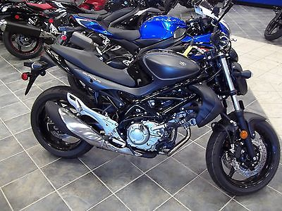 Suzuki : SV Suzuki SFV650 Gladius 650 Naked Bike New No Hidden Fees
