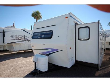 1999 Wanderer by Thor 320FK SS Travel Trailer