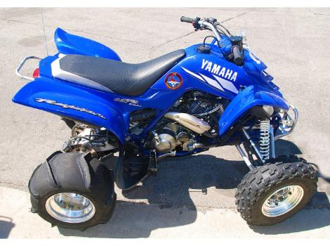 Yamaha raptor 660 motorcycles for sale for Yamaha lancaster ca