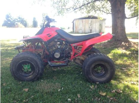 1988 Yamaha Warrior 350