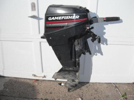 Gamefisher 15hp Motor Boats For Sale