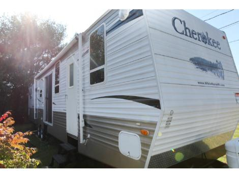2008 Forest River CHEROKEE 38FLA
