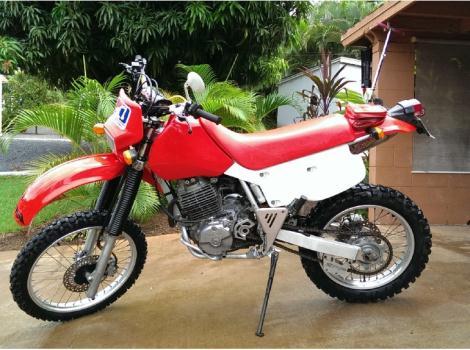 2000 Honda Xr 600R