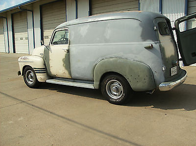 Chevrolet : Other 1950 DELIVERY PANEL TRUCK CHEVY PANEL TRUCK 1950