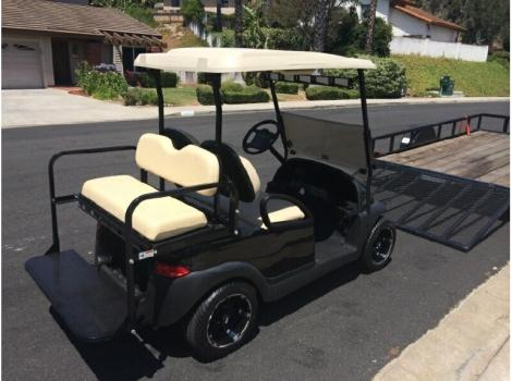 2010 Club Car Electric