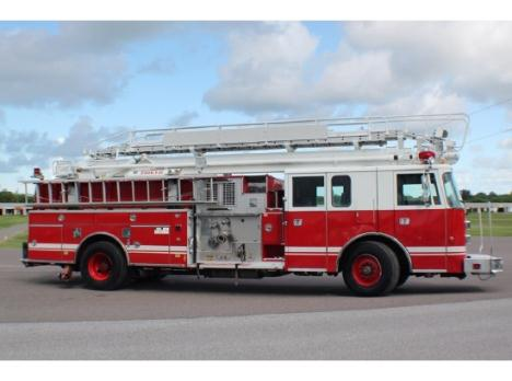 1992 PIERCE FIRE TRUCK