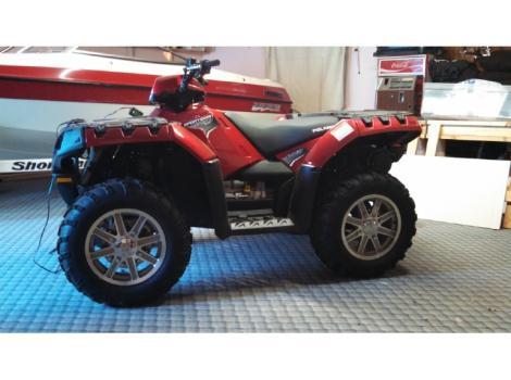 2012 Polaris Sportsman 550 EPS