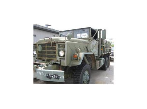 1984 AM GENERAL M923